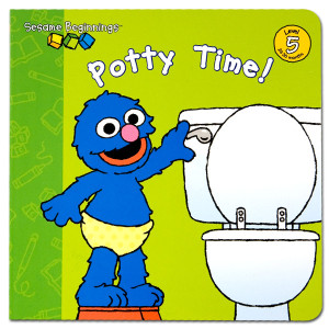 Potty Time! A Sesame Publication