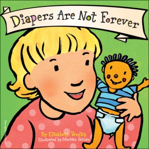 Diapers are Not Forever book