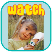 Potty Training with the Potty Watch